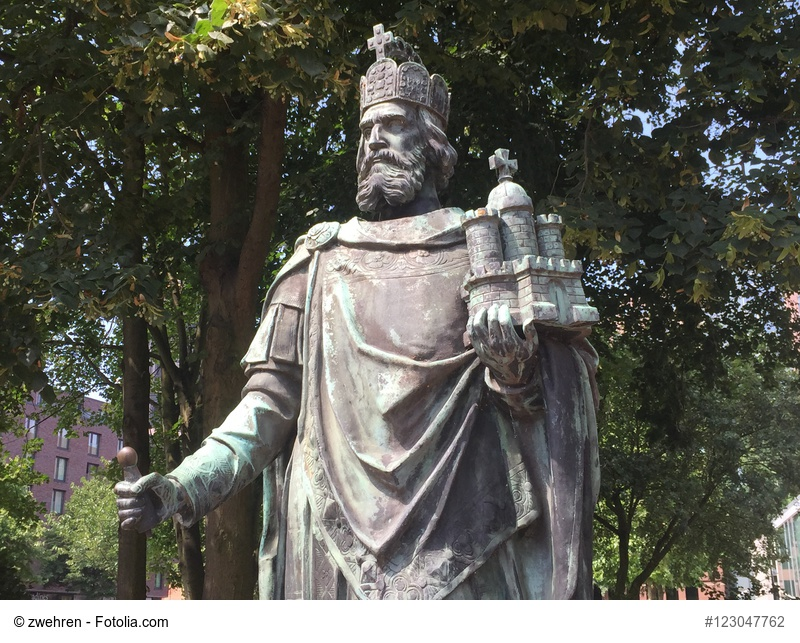Karl der Große - Einführung